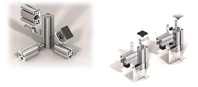 profil s aluminium une gamme unique en france. Black Bedroom Furniture Sets. Home Design Ideas