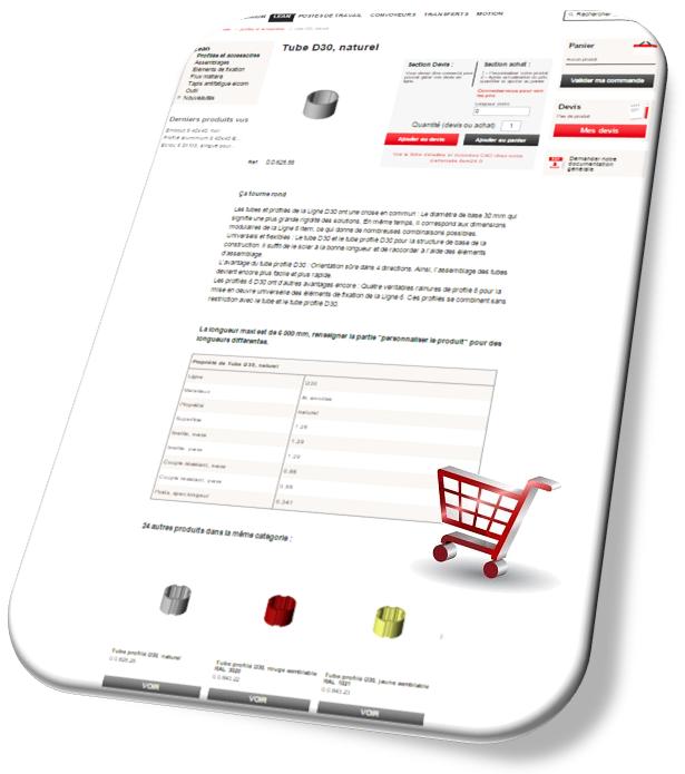 elcom-e-shop lean