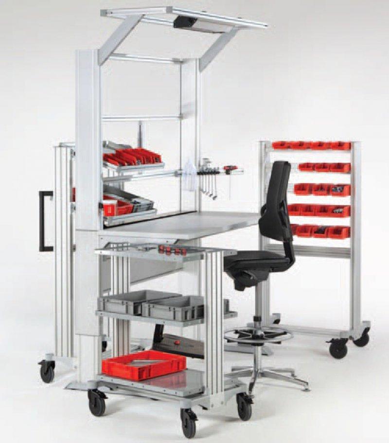 postes de travail standards personnalisables et sur mesure. Black Bedroom Furniture Sets. Home Design Ideas