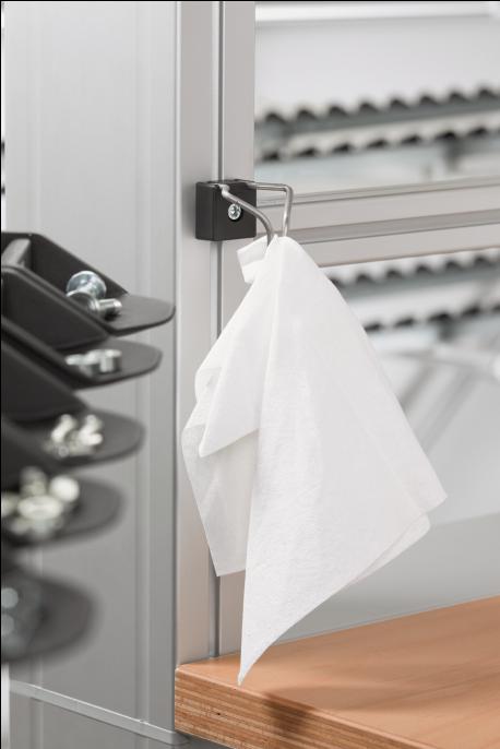 elcom porte serviette