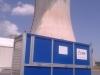 Solutions modulaires ne profilé aluminium h'elcom pour le nucléaire   Caisson incendie