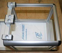 Profilés aluminium ligne 5