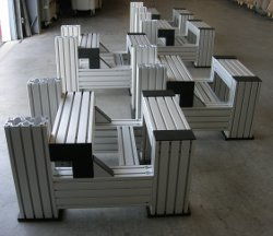 profilés aluminium ligne 12 elcom