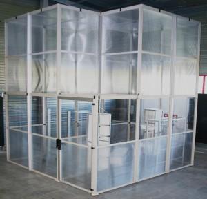 SAS confinement nucléaire elcom