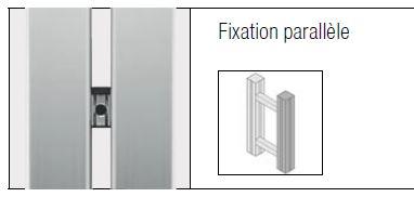 fixations parallèles elcom