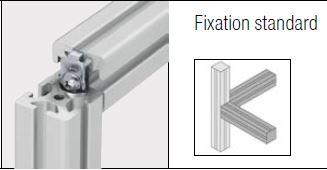 fixations elcom - fixations standards