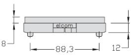 Palettes TLM 1000 U et M Largeur 100