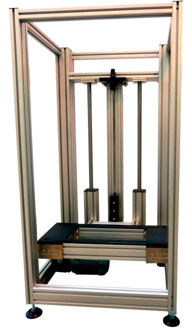Ascenseurs TLM 1500 transferts linéaires modulaires elcom