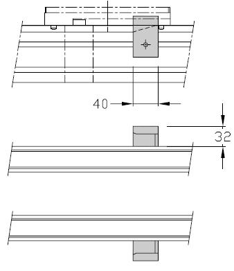 Anti-retours TLM 2000 transferts linéaires modulaires elcom