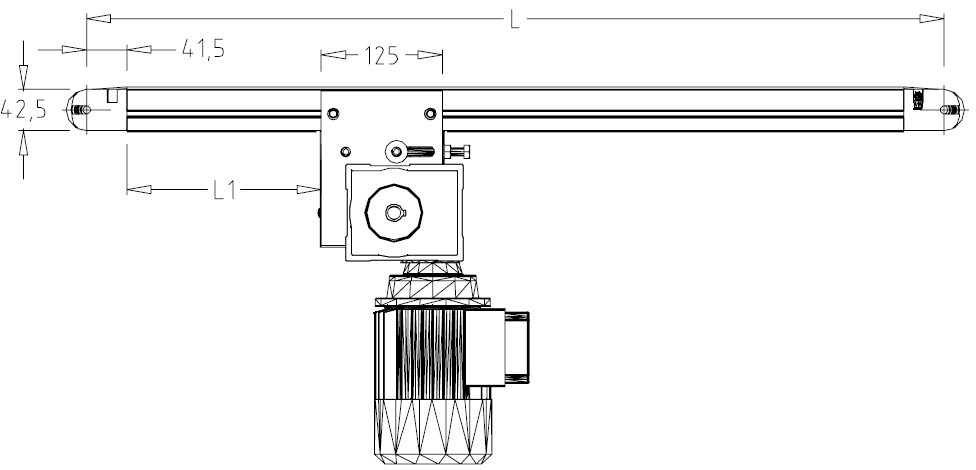 Convoyeurs gonflables transferts linéaires modulaires elcom