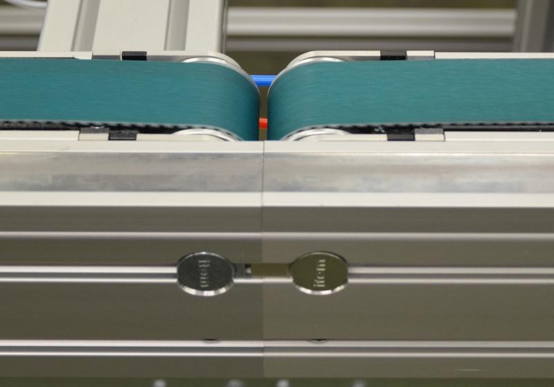 Coupes et jonctions transferts linéaires modulaires TLM 5000 elcom