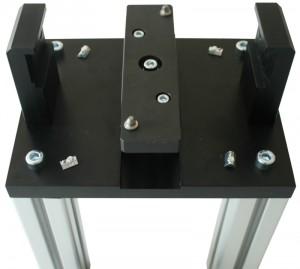 Indexages TLM 1500 sur table Largeur 150 transferts linéaire modulaire elcom