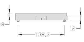 Palettes TLM 1500 M et Palettes M rectifiées Largeur 150