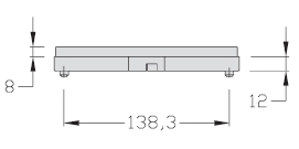 Palettes TLM 1500 U et Palettes U rectifiées Largeur 150