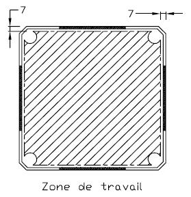 Palettes TLM 2000 M Largeur 300 - 400 transfert linéaire modulaire elcom
