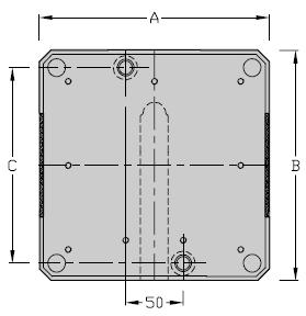 Palettes TLM 2000 U Largeur 300-400 transfert linéaire modulaire elcom