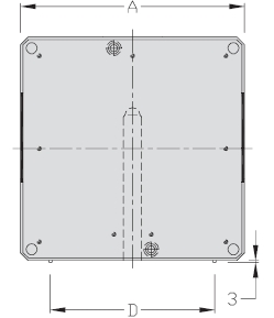 Palettes TLM 2000 U tampons Largeur 300 - 400 transfert linéaire modulaire elcom
