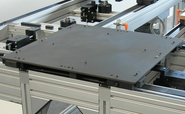 Palettes TLM 5000 transferts linéaires modulaires elcom