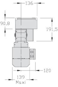 Unités de transport TLM 2000 courroie lisse transferts linéaires elcom