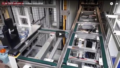 TLM 5000 elcom en milieu industriel