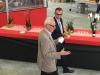 Le maire de Frépillon nous honore de sa présence