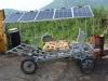elcom accompagne la famille Donet qui va débuter le sun trip tour de la région Auvergne Rhône Alpes à l'aide d'un vélo solaire.