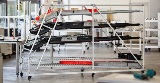elcom - Lean manufacturing