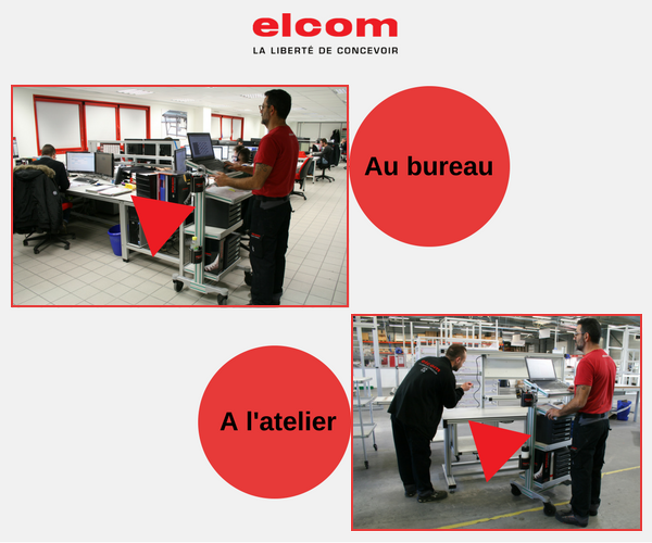 @elcom-chariot-transportable-modulable-léger-résistant-photo