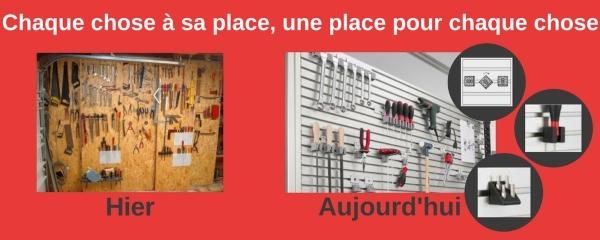profiles plateau à rainure toolpanelsystem elcom