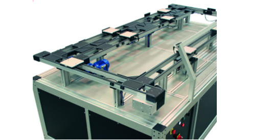gamme transfert à palettes elcom TLM