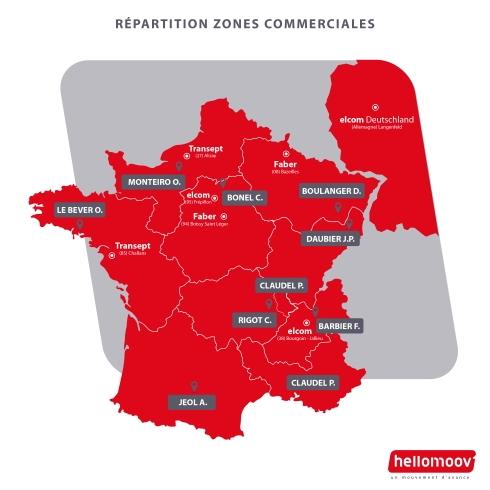 Carte des commerciaux hellomoov'
